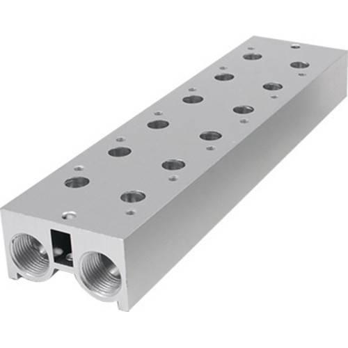 Плита для подключения пневмораспределителей ПМ-32